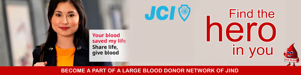 Blood Donors of Jind